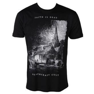 tričko pánske BLACK CRAFT - Faith is Dead, BLACK CRAFT