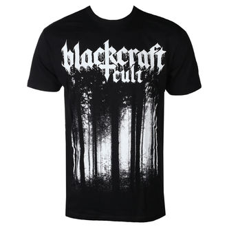 tričko pánske BLACK CRAFT - Black Metal Forest, BLACK CRAFT