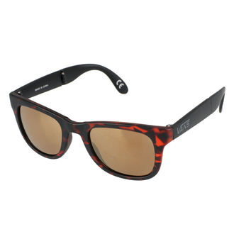okuliare slnečné VANS - MN FOLDABLE SPICOLI - Tortoise, VANS