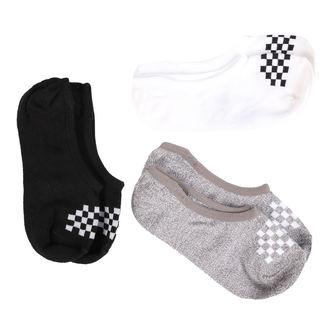 ponožky detské (kotníkové) VANS - WM 1-6 3PK BSC ASSOR Multi, VANS