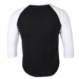 tričko pánske s 3/4 rukávom KISS - NEON BAND - PLASTIC HEAD, PLASTIC HEAD, Kiss