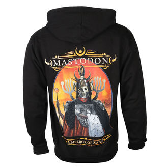 mikina pánska Mastodon - Emperor Of Sand - Black - ROCK OFF, ROCK OFF, Mastodon