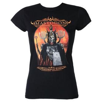 tričko dámske Mastodon - Emperor Of Sand - Black - ROCK OFF, ROCK OFF, Mastodon