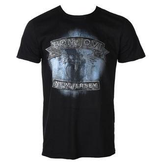 tričko pánske BON JOVI - NEW JERSEY - PLASTIC HEAD, PLASTIC HEAD, Bon Jovi