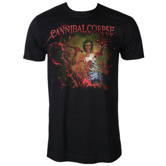 tričko pánske CANNIBAL CORPSE - RED BEFORE BLACK - PLASTIC HEAD, PLASTIC HEAD, Cannibal Corpse