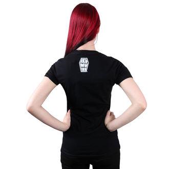 tričko dámske AKUMU INK - Conquer Thy Enemy, Akumu Ink