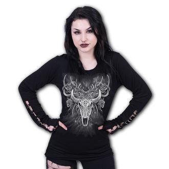 tričko dámske s dlhým rukávom SPIRAL - HORNED SPIRIT, SPIRAL