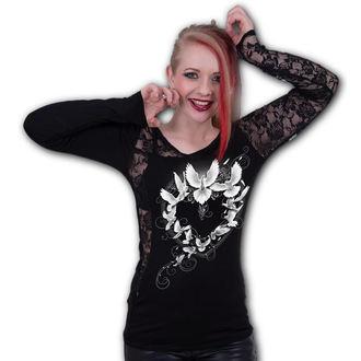 tričko dámske s dlhým rukávom SPIRAL - DOVES HEART, SPIRAL