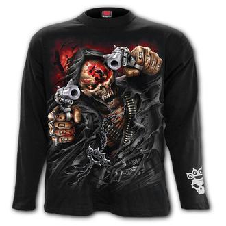 tričko pánske s dlhým rukávom SPIRAL - Five Finger Death Punch - ASSASSIN, SPIRAL, Five Finger Death Punch