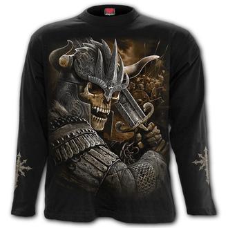 tričko pánske s dlhým rukávom SPIRAL - VIKING WARRIOR, SPIRAL