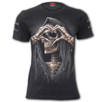tričko pánske SPIRAL - DARK LOVE, SPIRAL