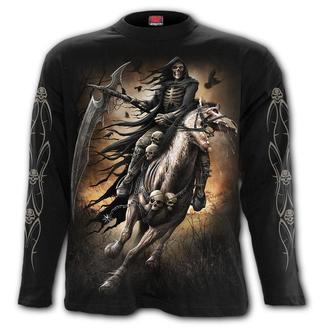 tričko pánske s dlhým rukávom SPIRAL - PALE RIDER, SPIRAL