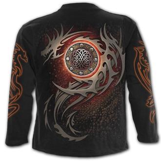 tričko pánske s dlhým rukávom SPIRAL - DRAGON EYE, SPIRAL