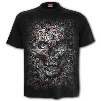 tričko pánske SPIRAL - SKULL ILLUSION, SPIRAL