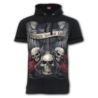tričko pánske SPIRAL - UNSPOKEN, SPIRAL