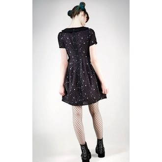 šaty dámske DISTURBIA - Kosmos Collared, DISTURBIA
