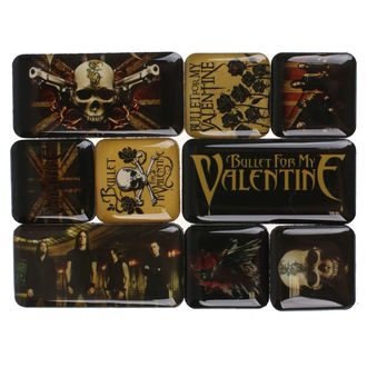 magnet (sada) Bullet For My Valentine, NNM, Bullet For my Valentine