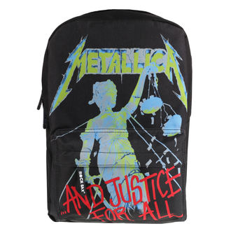 batoh METALLICA - JUSTICE FOR ALL, Metallica