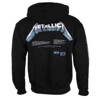 mikina pánska Metallica - Master Of Puppets - Black, NNM, Metallica