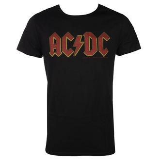 tričko (unisex) AC/DC - AMPLIFIED, AMPLIFIED, AC-DC