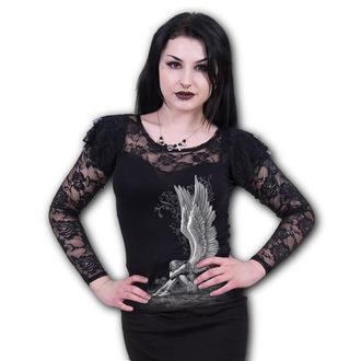 tričko dámske s dlhým rukávom SPIRAL - ENSLAVED ANGEL, SPIRAL