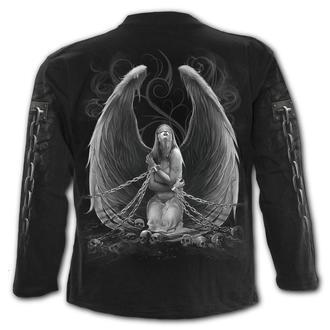 tričko pánske s dlhým rukávom SPIRAL - CAPTIVE SPIRITS, SPIRAL