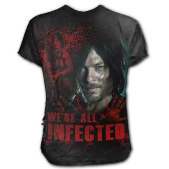 tričko pánske SPIRAL - DARYL - ALL INFECTED - Walking Dead, SPIRAL