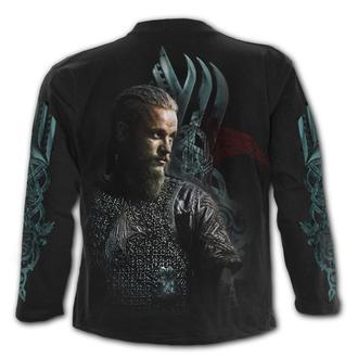 tričko pánske s dlhým rukávom SPIRAL - Vikingovia - Ragnar FACE, SPIRAL