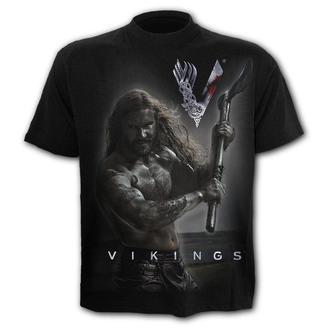 tričko pánske SPIRAL - Vikingovia - ROL LO AXE - KEEP CALM, SPIRAL