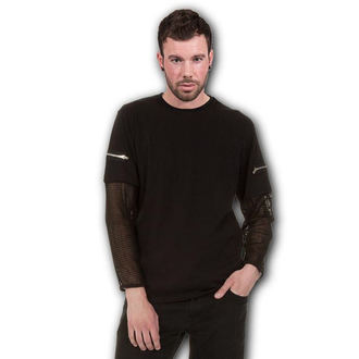 tričko pánske s dlhým rukávom SPIRAL - METAL STREETWEAR, SPIRAL