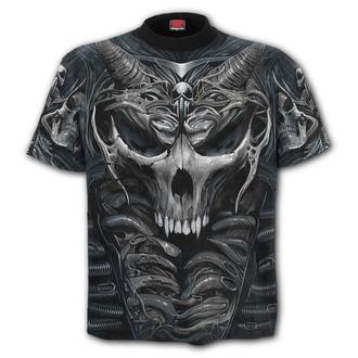 tričko pánske SPIRAL - SKULL ARMOUR, SPIRAL
