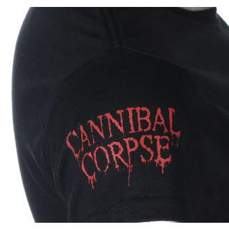 tričko dámske CANNIBAL CORPSE - FOETUS BLOOD SPLATTER - PLASTIC HEAD, PLASTIC HEAD, Cannibal Corpse