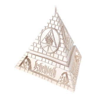 sviečka BEHEMOTH - UNHOLY TRINITY PYRAMID - BRASS - PLASTIC HEAD, PLASTIC HEAD, Behemoth