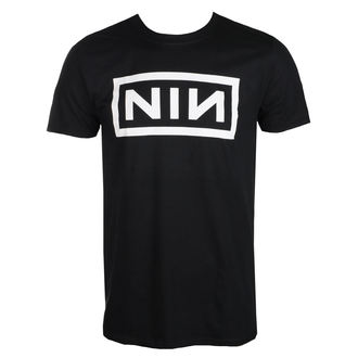 tričko pánske NINE INCH NAILS - CLASSIC WHITE LOGO - PLASTIC HEAD, PLASTIC HEAD, Nine Inch Nails