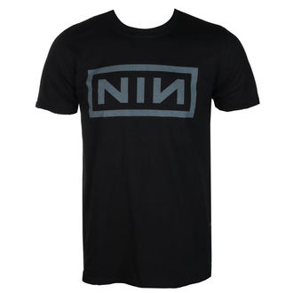 tričko pánske NINE INCH NAILS - CLASSIC GREY LOGO - PLASTIC HEAD, PLASTIC HEAD, Nine Inch Nails