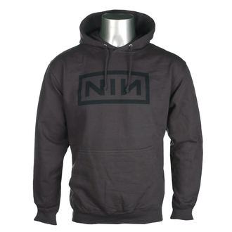 mikina pánska NINE INCH NAILS - CLASSIC BLACK LOGO - PLASTIC HEAD, PLASTIC HEAD, Nine Inch Nails