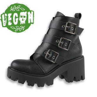 topánky dámske ALTERCORE - Patty - Black, ALTERCORE