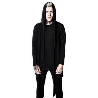 mikina dámska (cardigan) KILLSTAR - Raider Cloak - BLACK
