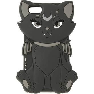 kryt na mobil (iPhone 7+) KILLSTAR - Delish - BLACK, KILLSTAR