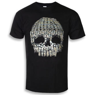 tričko pánske Anti Flag - Money Skull - Black - KINGS ROAD, KINGS ROAD, Anti-Flag
