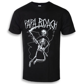 tričko pánske Papa Roach - Haunted Reaper - Black - KINGS ROAD, KINGS ROAD, Papa Roach