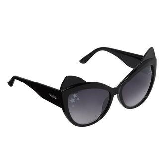 okuliare slnečné KILLSTAR - Feline Fancy - BLACK, KILLSTAR