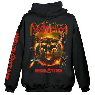 mikina pánska DESTRUCTION - Under attack - NUCLEAR BLAST, NUCLEAR BLAST, Destruction