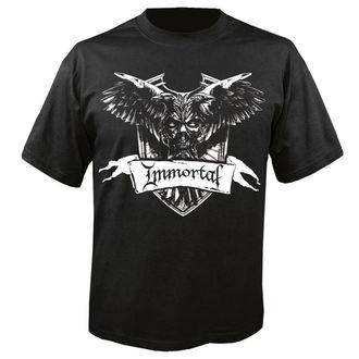 tričko pánske IMMORTAL - Crest - NUCLEAR BLAST, NUCLEAR BLAST, Immortal