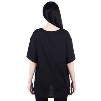 tričko dámske KILLSTAR - Aquarius - BLACK, KILLSTAR