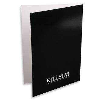prianie KILLSTAR - Gemini - BLACK, KILLSTAR