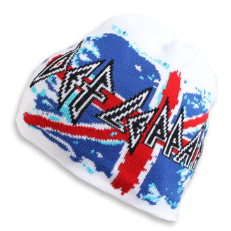 čiapka Def Leppard - Union Jack´s - LOW FREQUENCY, LOW FREQUENCY, Def Leppard