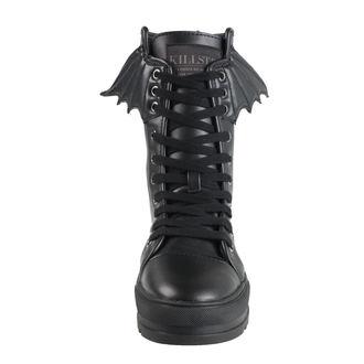 topánky dámske KILLSTAR - Fang - BLACK, KILLSTAR