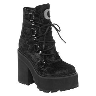 topánky dámske KILLSTAR - Broom Rider - Velvet, KILLSTAR