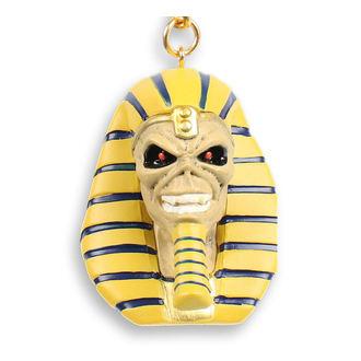 kľúčenka (prívesok) Iron Maiden - Legacy of the Beast - Pharaoh Head, NNM, Iron Maiden